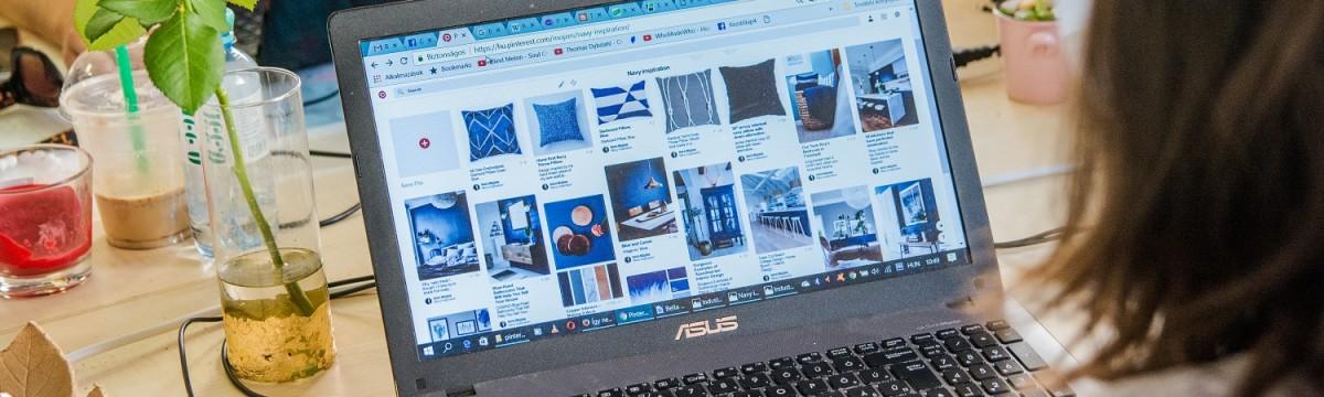 Segítünk hogy ne vesszetek el a Pinterest hálójában - útmutató lépésről-lépésre Mojzes Nóra