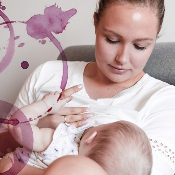 Séllei Lilla Az örök dilemma: ihat-e alkoholt egy szoptatós kismama vagy sem? Elmondjuk!