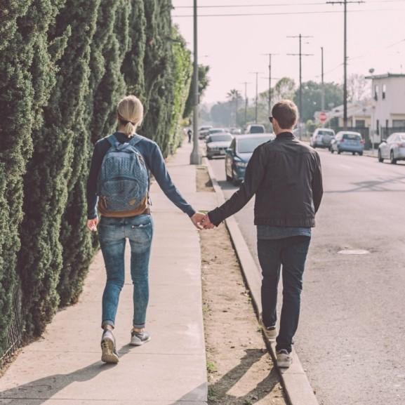 séta pár