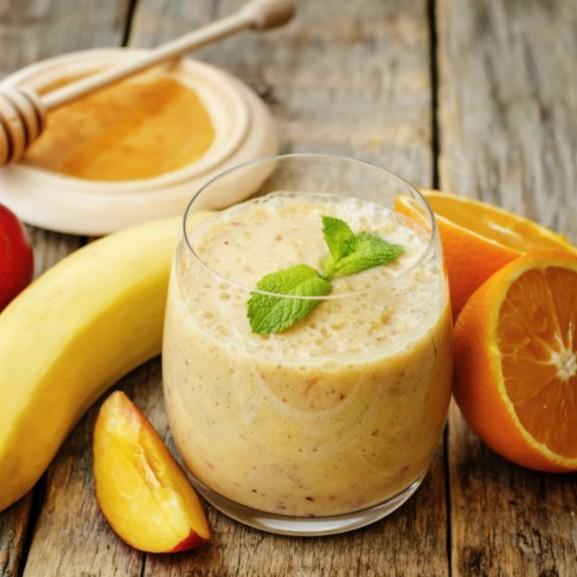smoothie egészséges reggeli turmix