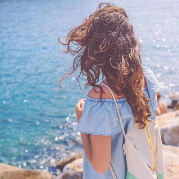 sós haj víz