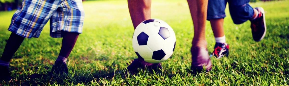 sport család foci