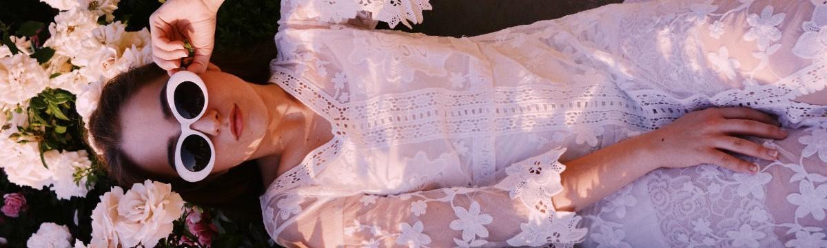 stílus ruha fehér