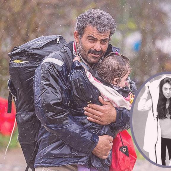 Szír menekülteknek tervezték a világ legjobb kabátját