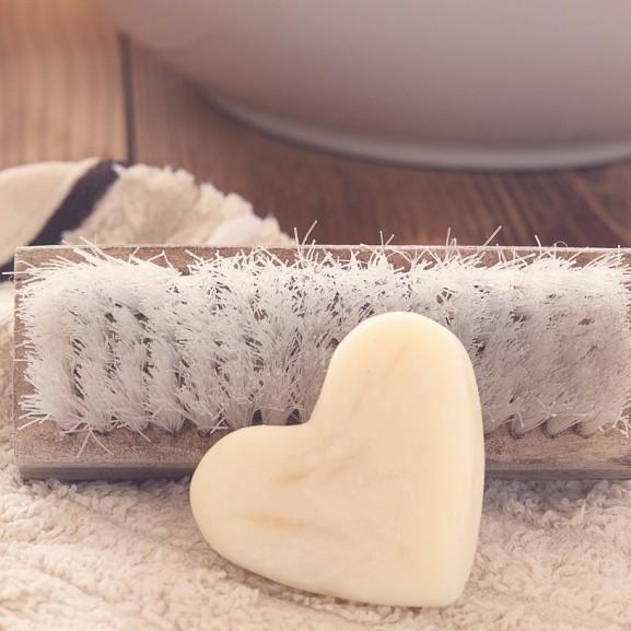 szappan törölköző folt