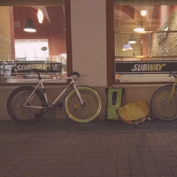 szeged bike maffia subway
