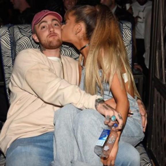 Szegény Ariana Grande! - Mac Miller rajongói az énekesnőt hibáztatják a rapper haláláért