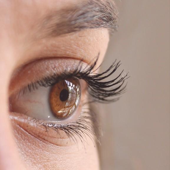 szem szempilla látás