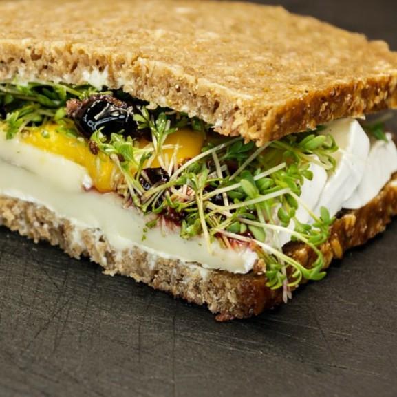 szendvics reggeli