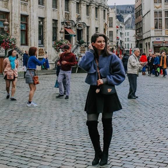 Szép a páva blog Brüsszel