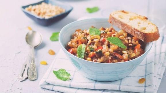 szicíliai lecsó recept