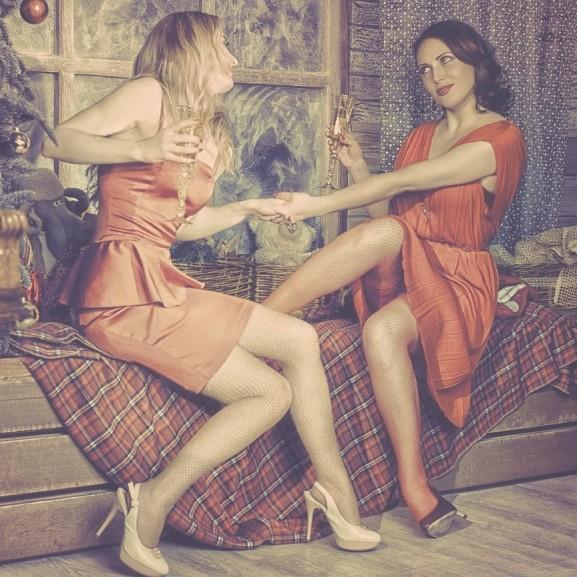 szilveszter karácsony buli party