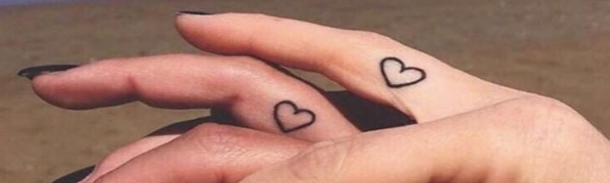 szív tetoválás