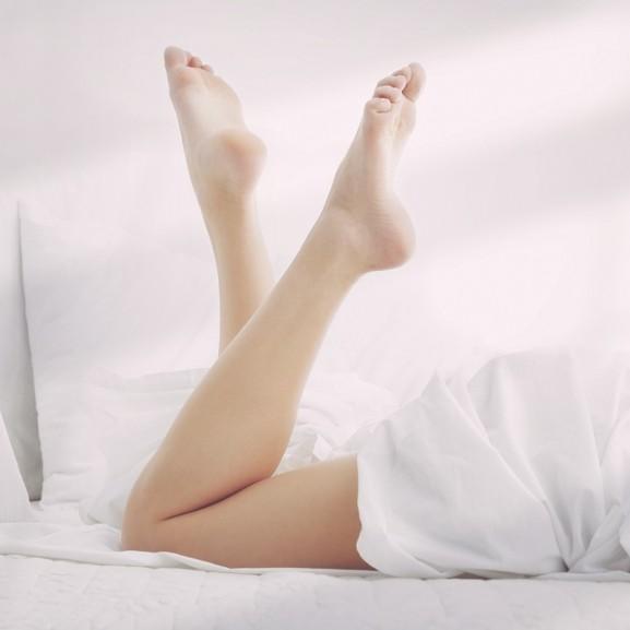 szörtelenítés láb mítosz