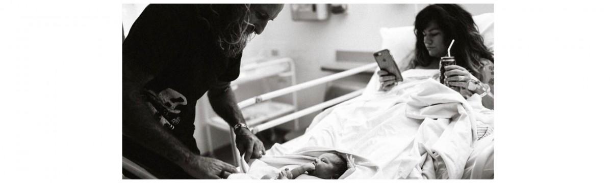 szülés után kóla