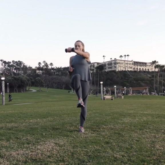 tabata testmozgás videó