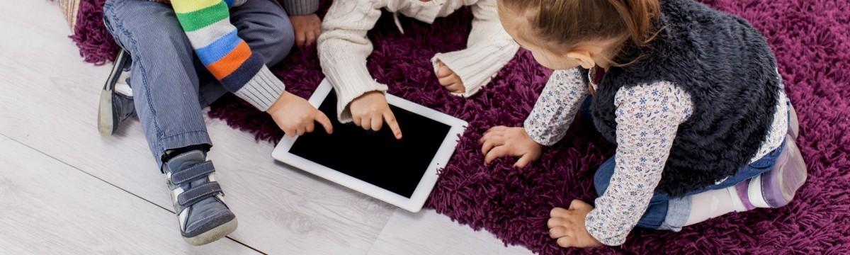 tablet gyerek nevelés