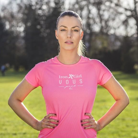 Takács Nóra IRONGIRL futás sport interjú