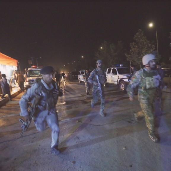 Támadás a kabuli Amerikai Egyetem ellen