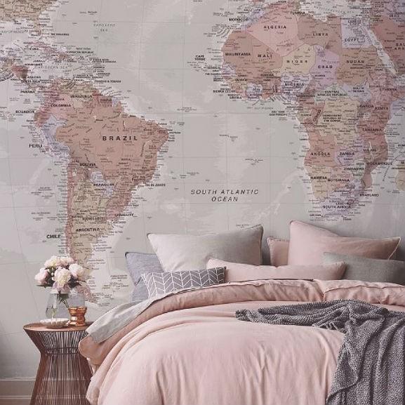 tapéta világtérkép térkép