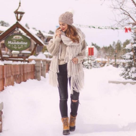 téli szett ruha divat