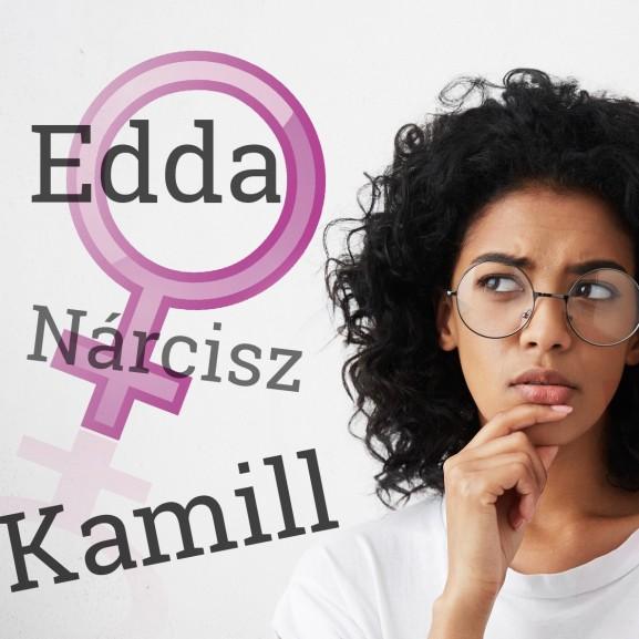 Teszteljétek, mennyire ismeritek a magyar női férfi keresztneveket