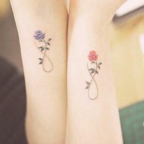tetoválás testvéri szeretet