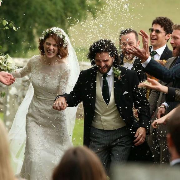 trónok harca esküvő