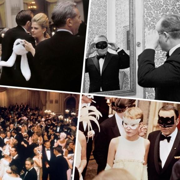 Truman Capote író 1966-ban rendezte meg az évszázad bálját, a híres fekete-fehér bált