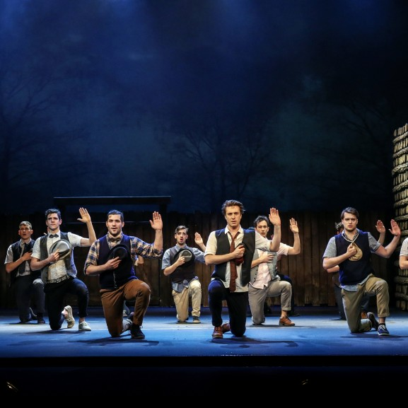 Ülsz a színházban és csak pislogsz: mikor lett a Pál utcai fiúk ennyire menő?!