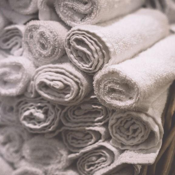 vécépapír textil