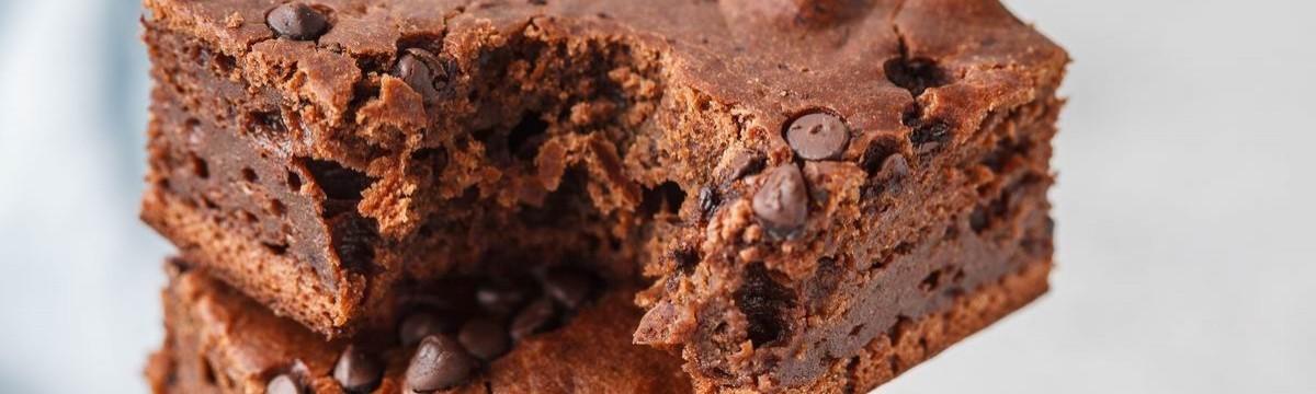 Vegán banános-csokis süti egyszerűen