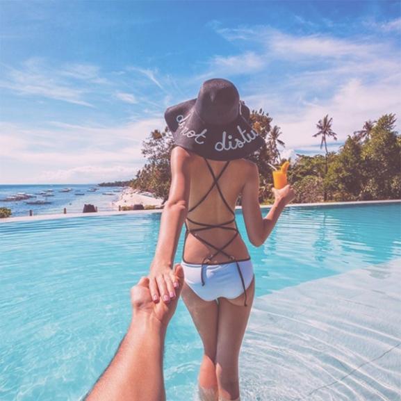 Nászút hátulról: a fotós szerelmespár kiteregette kulisszatitkait