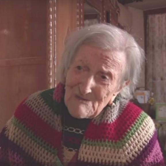 világ legidősebb nője