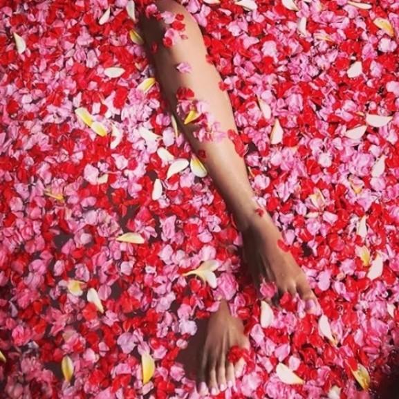 Virágfürdő