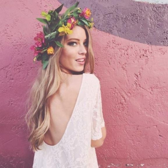 Újabb ok, amiért imádjuk a tavaszt: elég a kertbe mennetek a ragyogó hajért