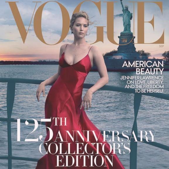 Vogue Jennifer Lawrence