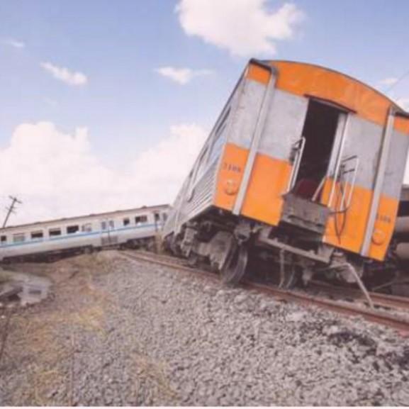 vonat baleset