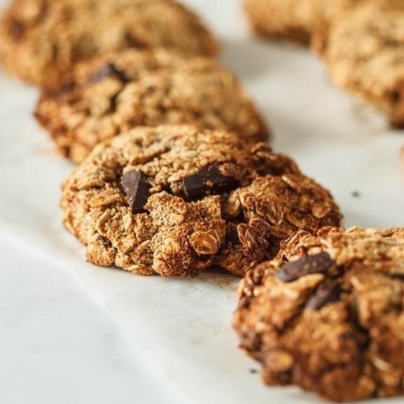 Zabkásából omlós keksz – átváltozás egészségesen, finoman, okosan