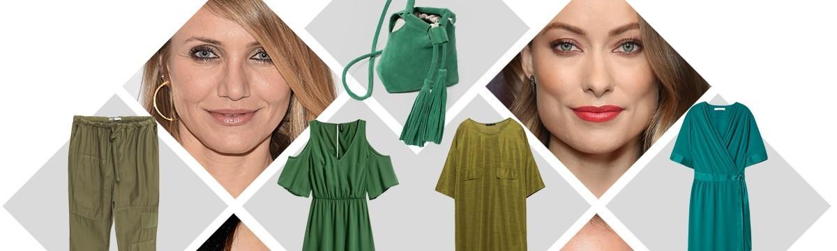 Zöldüljetek! - Így viseljétek a megújulás színét színtípusotok szerint Engel Nóra