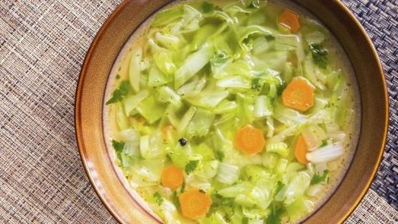zsírégető diétás leves