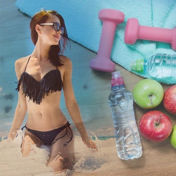 Az egészséges életmód tényleg drága? Nem drágább, mint a bikini, amit nem szívesen vesztek fel!