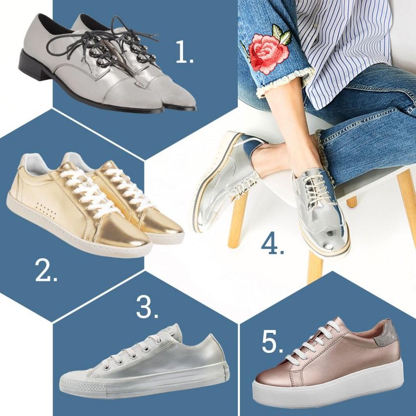 1. Reserved 2. Zara 3. Office Shoes, Converse 4. Zara 5. Deichmann