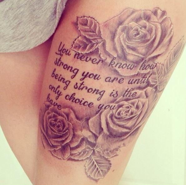 A Legjobb Idézetes Tetoválások, Amik Egyáltalán Nem Cikik