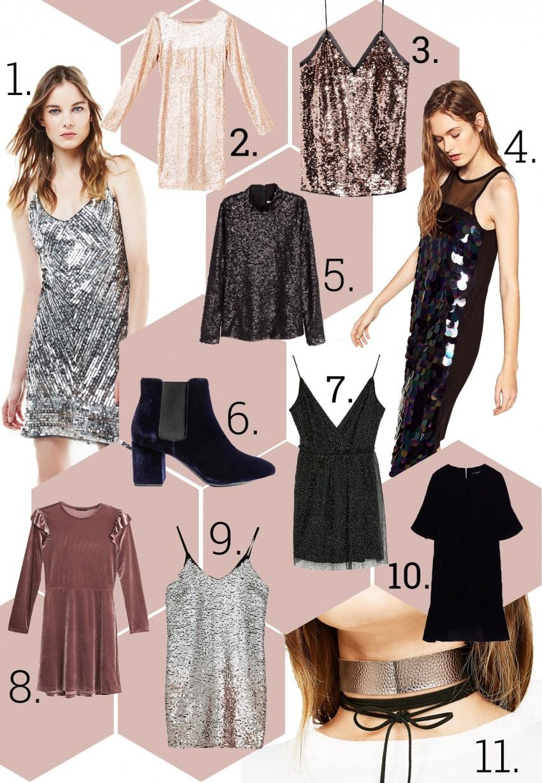 1. Bershka, 2. Bershka, 3. H&M, 4. Zara, 5. H&M, 6. H&M, 7. Bershka, 8. Bershka, 9. Bershka, 10. Zara, 11. Bershka