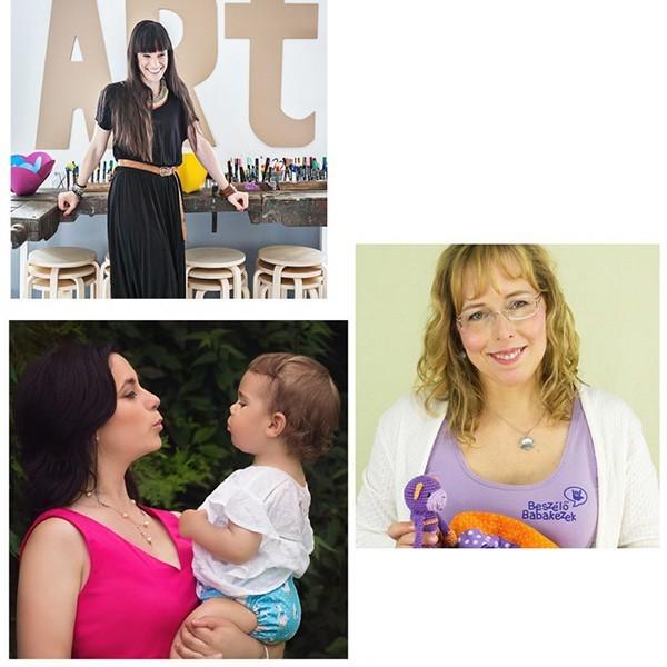 5 vállalkozó nő 9 gyermek mellett