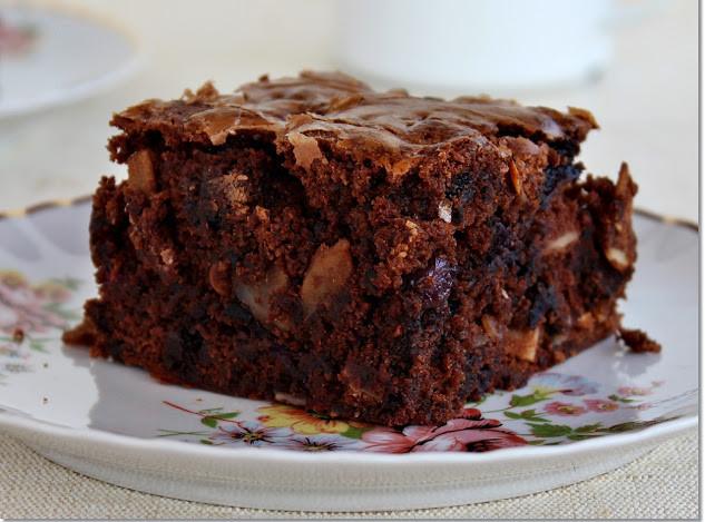 Áfonyás-mandulás muffin