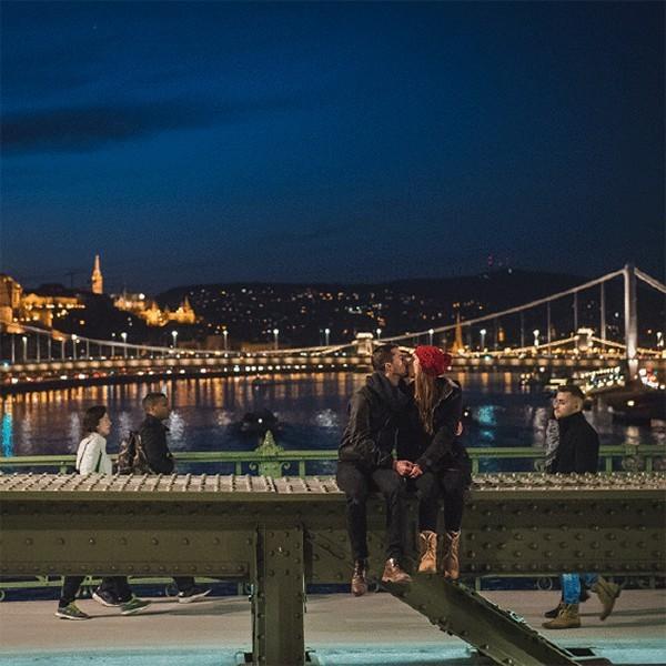 Amikor megáll az idő – Romantikus mozgóképsorozat Budapestről