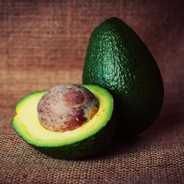 avocado avokádó étel
