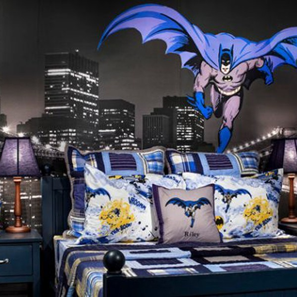 Batman enteriőr